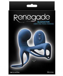 Renegade Gladiator Anal Sex Toy
