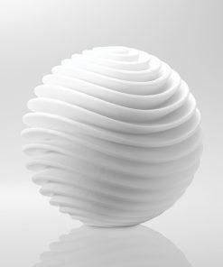 Tenga Geo Aqua - White